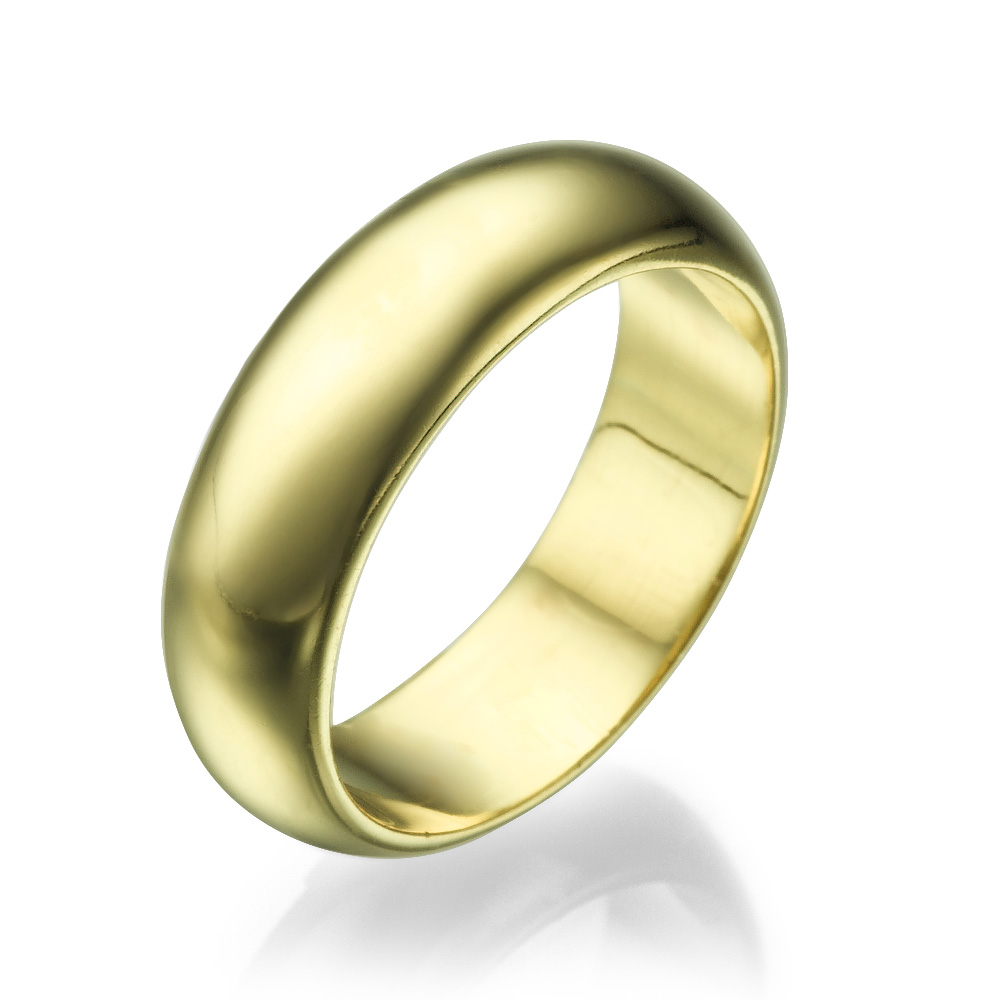 טבעת נישואין MA266