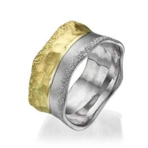 טבעת נישואין MA363