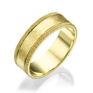 טבעת נישואין MA484