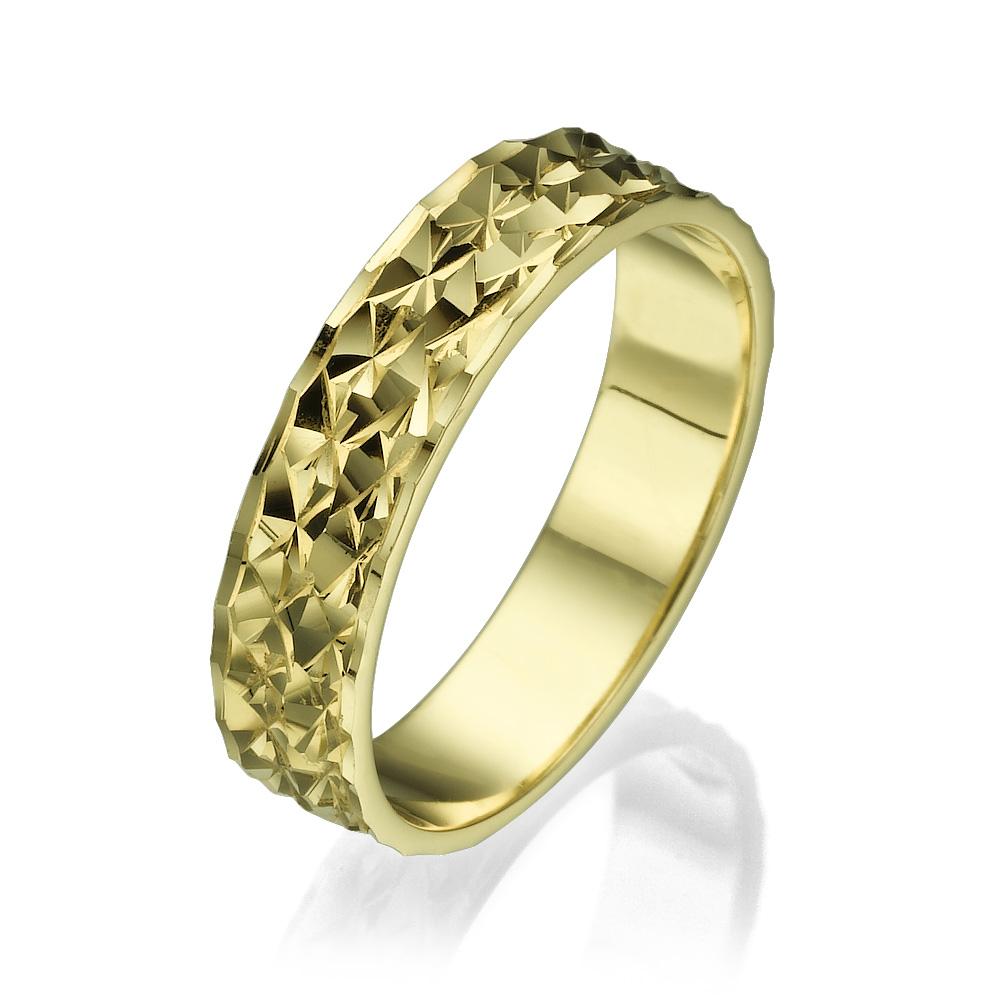 טבעת נישואין MA485