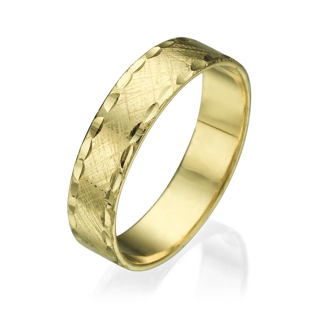 טבעת נישואין MA489