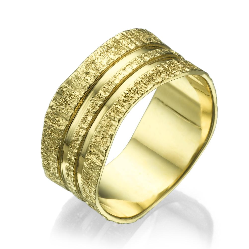 טבעת נישואין MA501