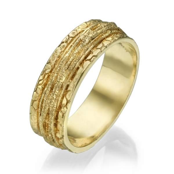טבעת נישואין PM003