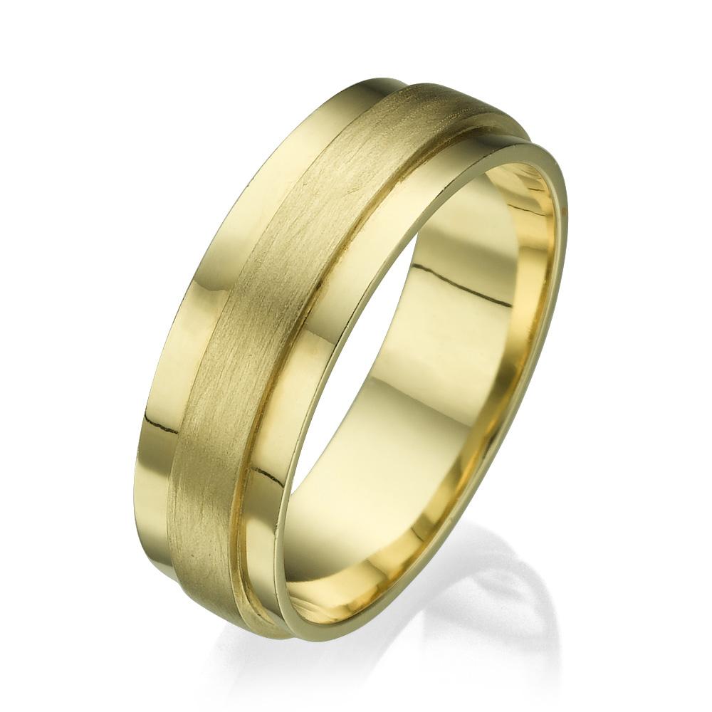 טבעת נישואין PM065