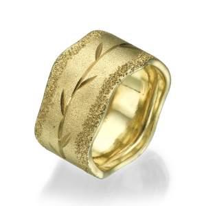 טבעת נישואין PM163