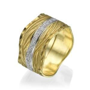 טבעת נישואין PM192