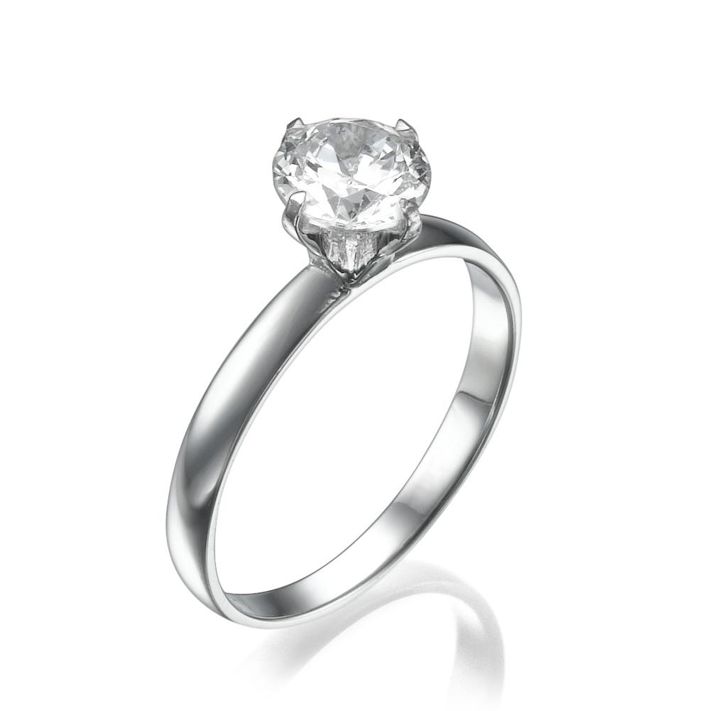 טבעת אירוסין עדינה ורה