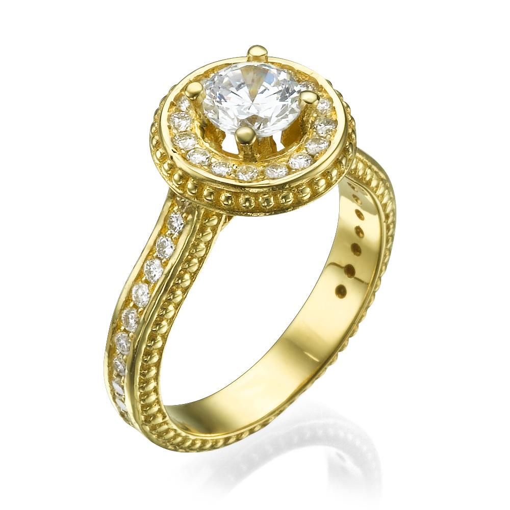 טבעת אירוסין ויוה וינטאג'