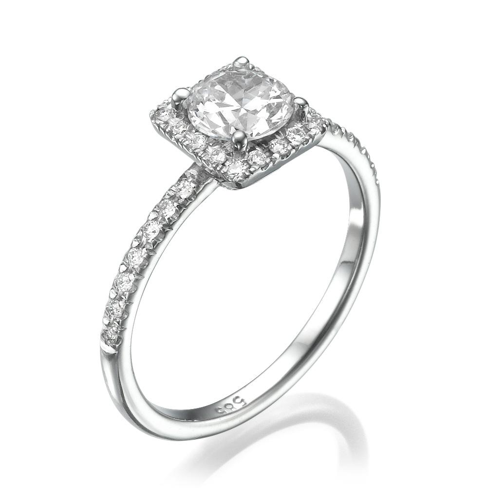 טבעת אירוסין מיוחדת פרנסוואה