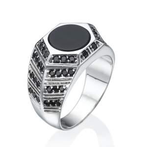 טבעת בלאק אוניקס