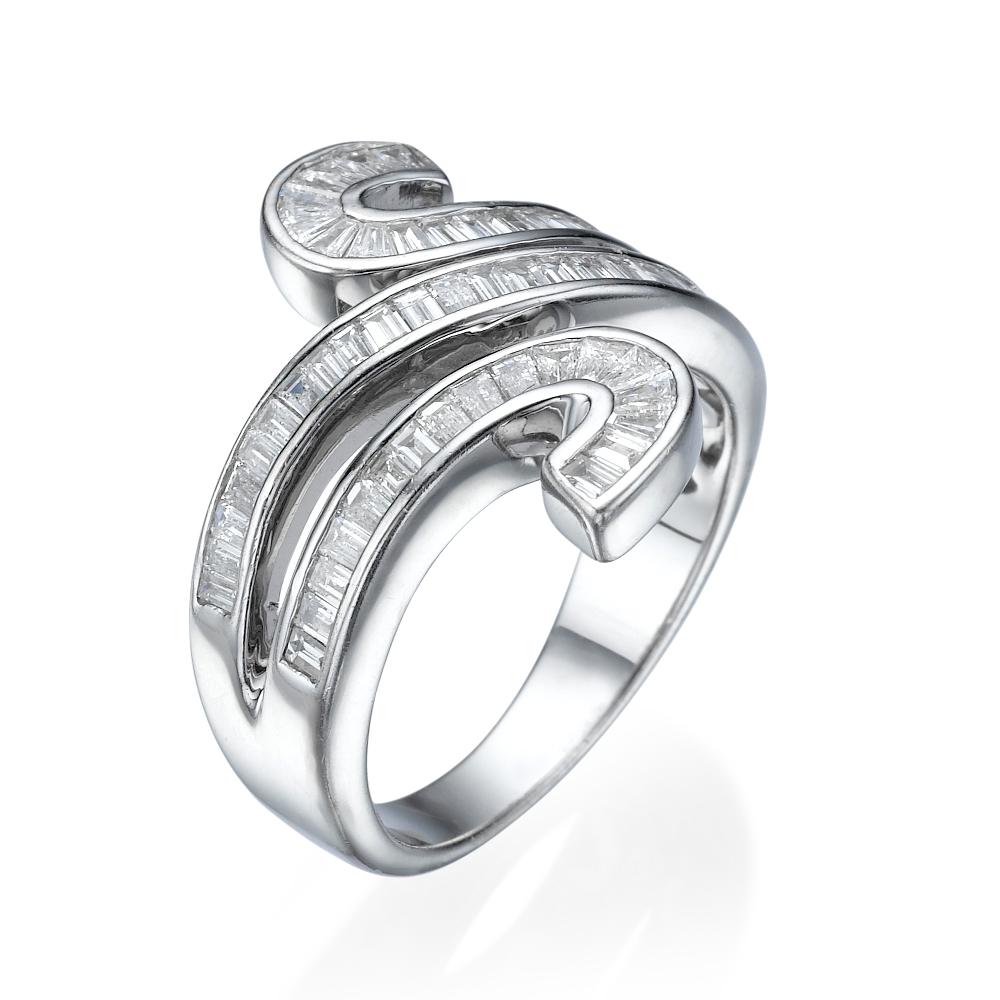 טבעת יהלומים אנקודה