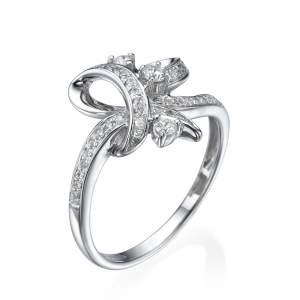 טבעת יהלומים מתנה