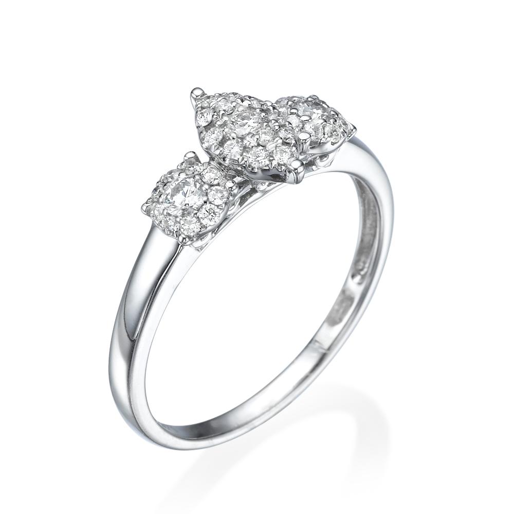 טבעת יהלומים אוקסנה