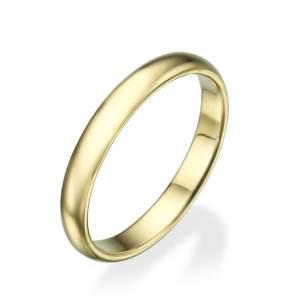 טבעת נישואין MA476