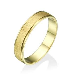 טבעת נישואין MA486