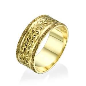 טבעת נישואין MA499