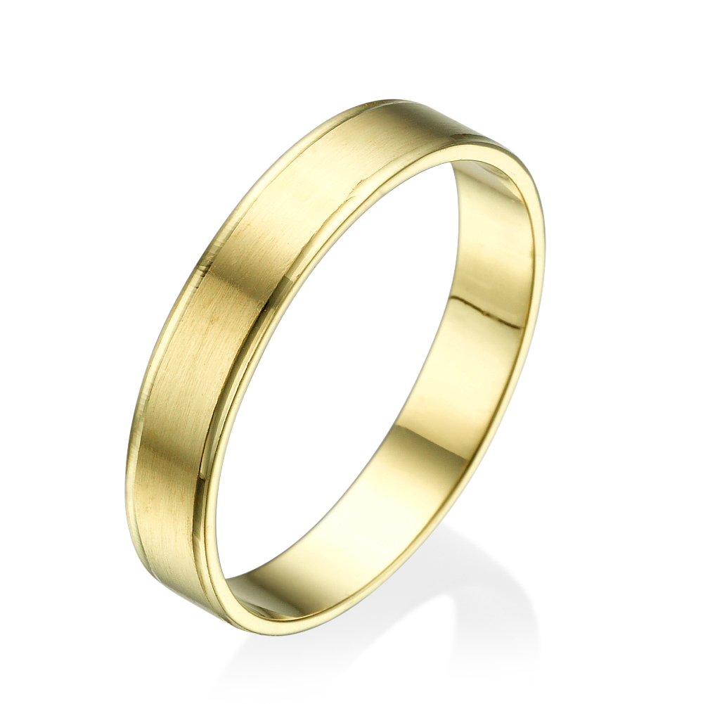 טבעת נישואין MA512
