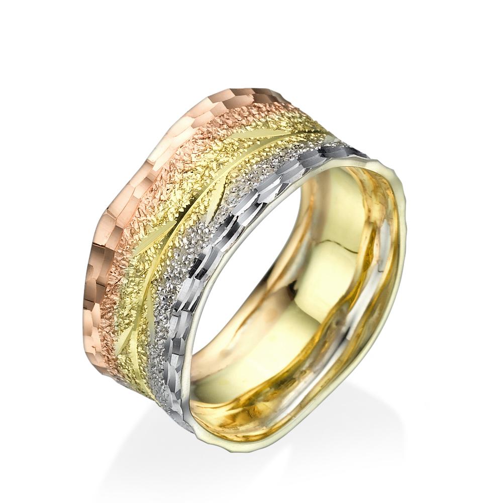 טבעת נישואין MA535