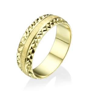 טבעת נישואין MA684