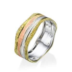 טבעת נישואין MA686