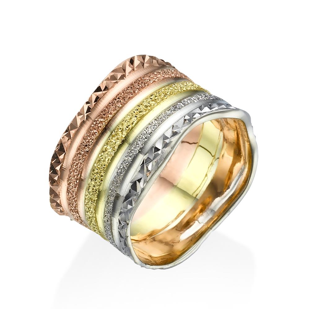 טבעת נישואין MA689