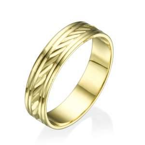 טבעת נישואין MA692