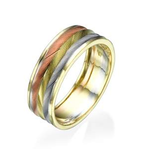 טבעת נישואין MA693