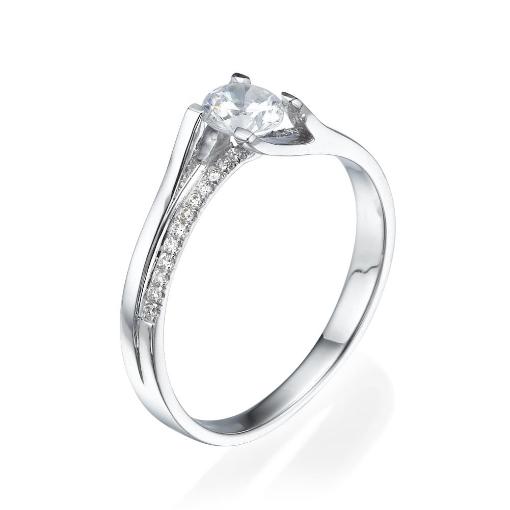 טבעת אירוסין עדינה טינקרבל