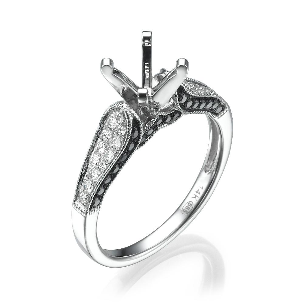 טבעת אירוסין וינטאג' קלאס