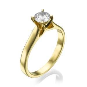 טבעת אירוסין מרשימה אופוריה