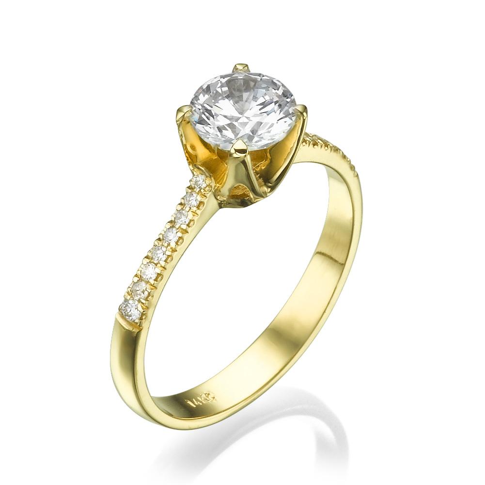 טבעת אירוסין קטרינה