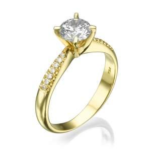 טבעת אירוסין ג'ורגי'ה