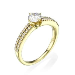 טבעת אירוסין הלנה האלה