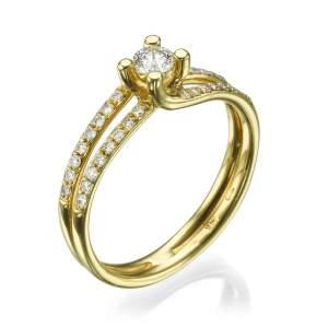טבעת אירוסין אפרודיטה האלה