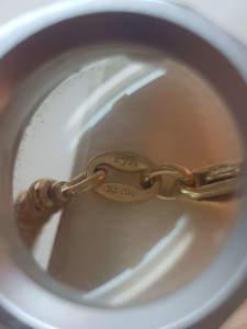 איכות זהב של תכשיטים מאיטליה