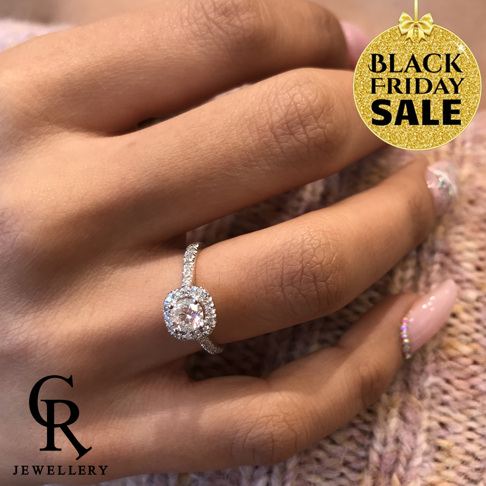 טבעת אירוסין היילי