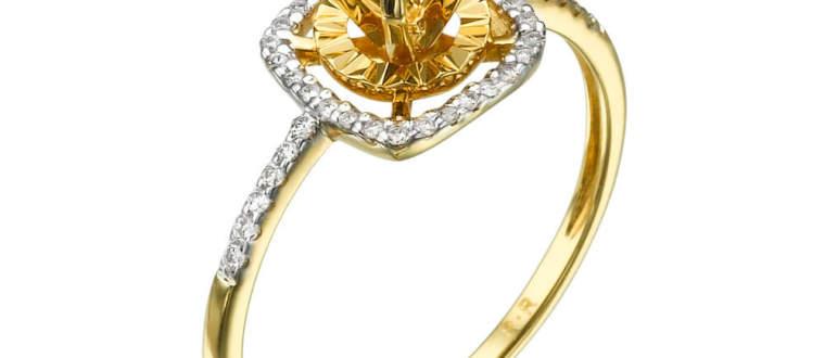 עיצובים מיוחדים לטבעות אירוסין